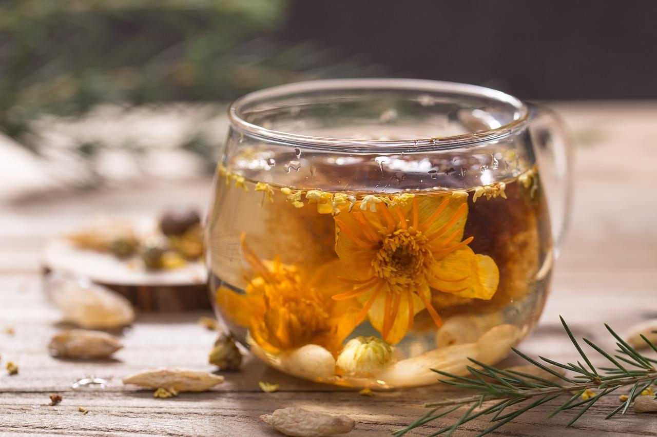 secolul al xxi lea de slăbire din ceai de ceai)