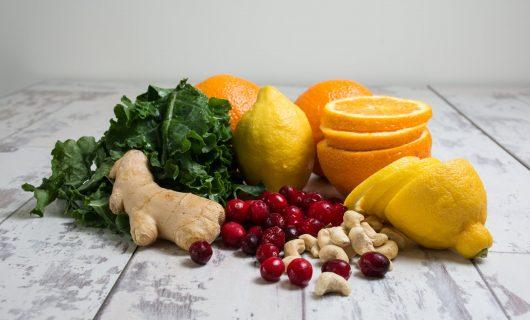 6 ingrediente esențiale pentru un tonus ridicat