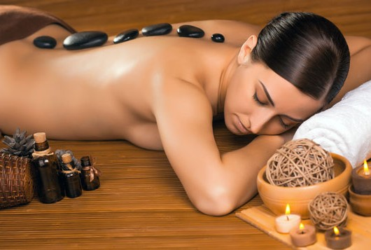 Plăcerea masajului