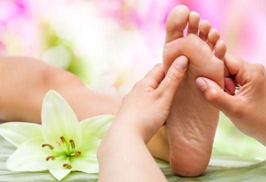 Reflexoterapia, sanatate si echilibru