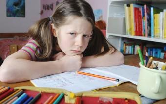 Dislexie, copil dislexic