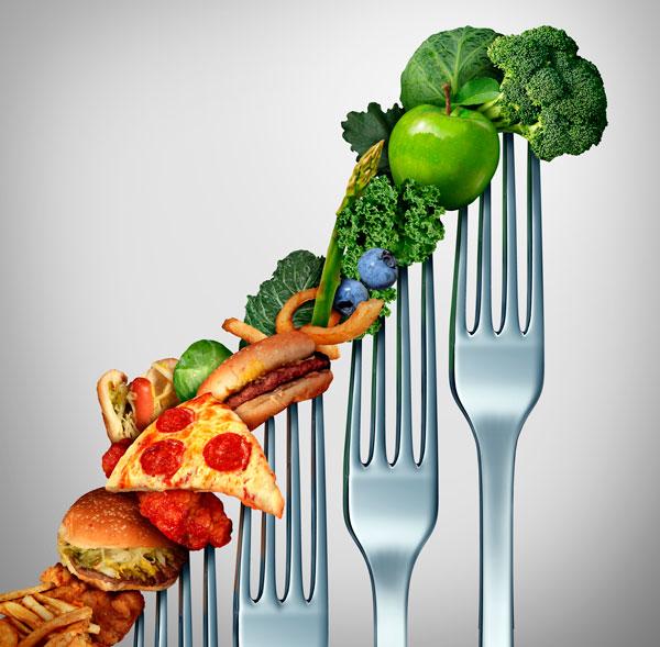 Alimentatie sanatoasa - 19 principii ca sa fii in cea mai buna forma - Blog