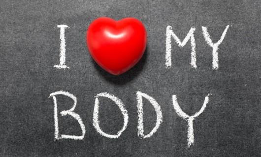 Corpul meu, o chestiune de încredere în sine