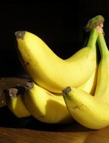 mananci banane