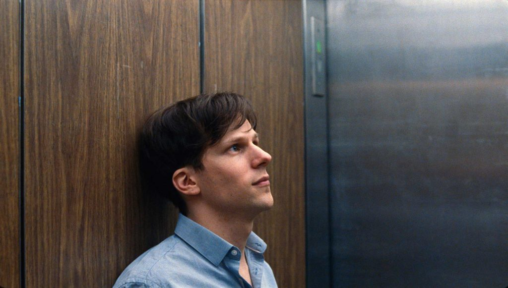 JesseEisenberg. Louder Than Bombs