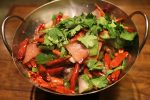 salata de legume, salata de vara, salata de cruditati