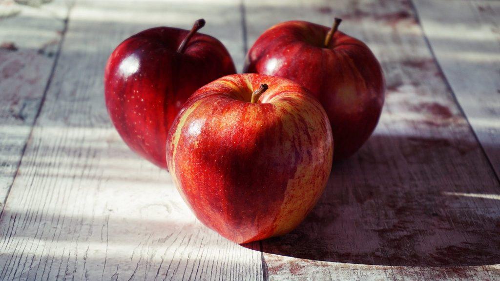 5 fructe de iarna, 5 portii de sanatate