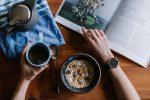 calorii in minus, cafea, cereale, micul dejun