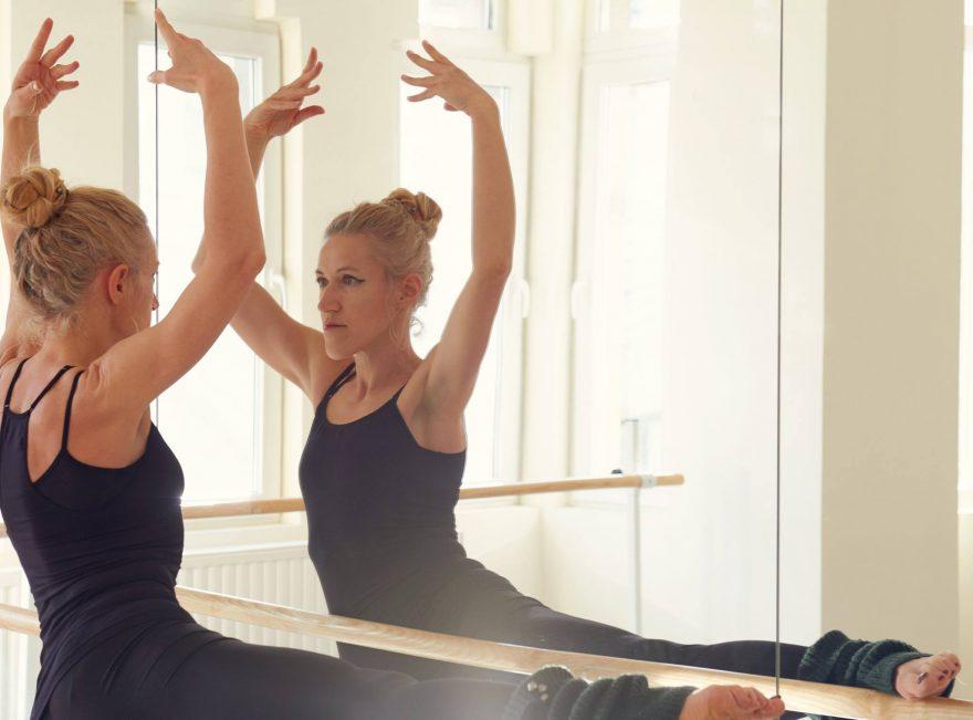 pierzi baletul de greutate)