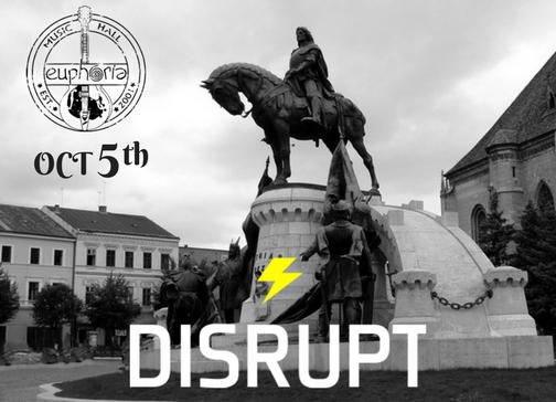DisruptHR – împreună schimbăm ritmul la Cluj-Napoca!
