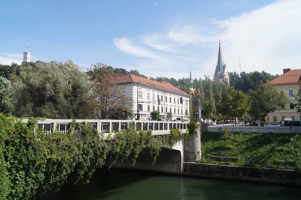 Ljubljana, orașul dragonilor