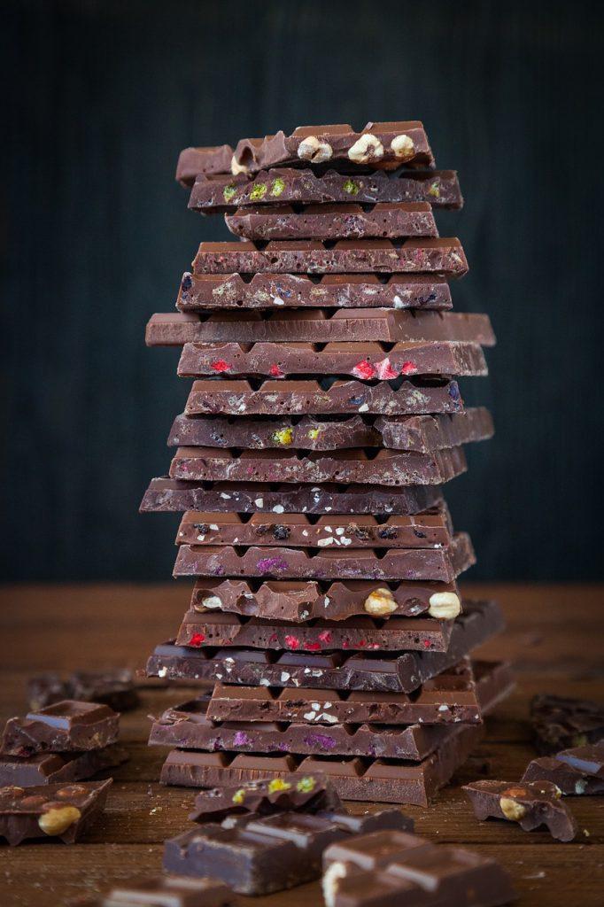 Ciocolata nu este incompatibila in cura de slabire