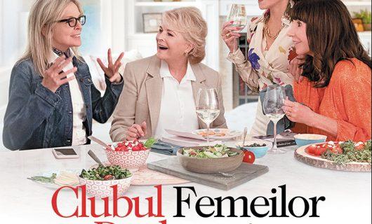 """,,Clubul Femeilor Dezlănţuite"""" se vede în avanpremieră absolută la Cinema City, doar pe 22 mai"""
