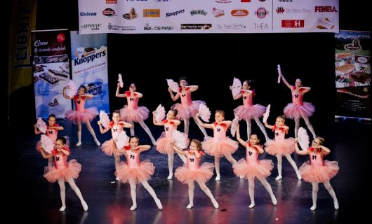 """(P) Eleganță și rafinament la """"Feeria Dansului – Ediția a IV-a"""", creat de Fundația Nadia Comăneci"""