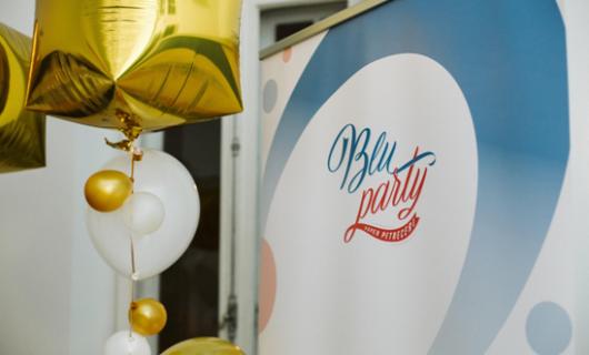 BluParty.ro împlinește 13 ani: Care este povestea lor, ce concepte noi aduce relansarea și cum au sărbătorit