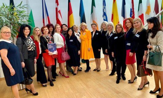 (P) CONAF deschide dialogul pentru antreprenoriatul feminin românesc la Bruxelles