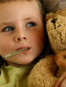 convulsii febrile la copii