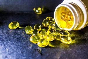 omega 3 in sarcina