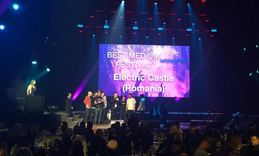 Electric Castle câștigă titlul de Best Medium Festival din Europa