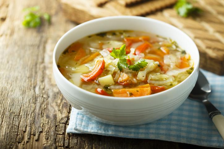 dieta supa