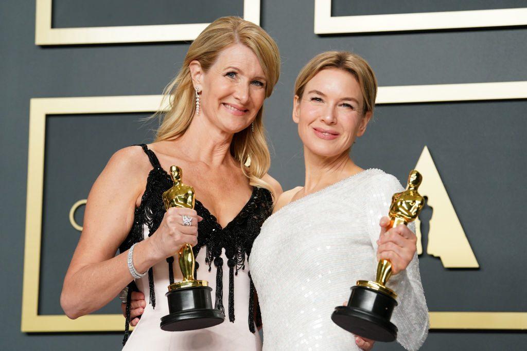 Laura Dern și Renée Zellweger