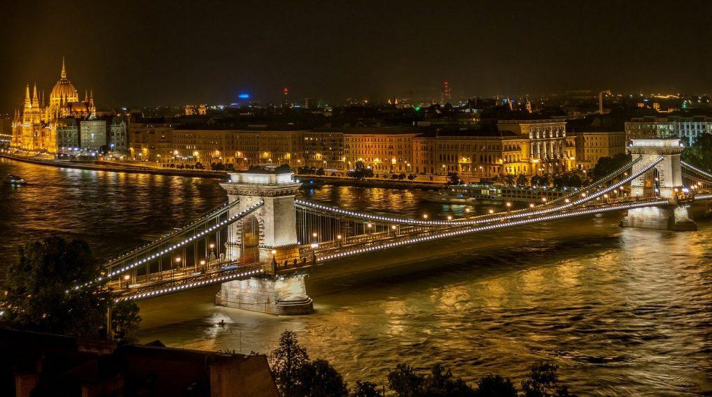 locuri din europa, Budapesta
