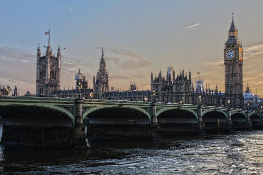 locuri din europa, Londra