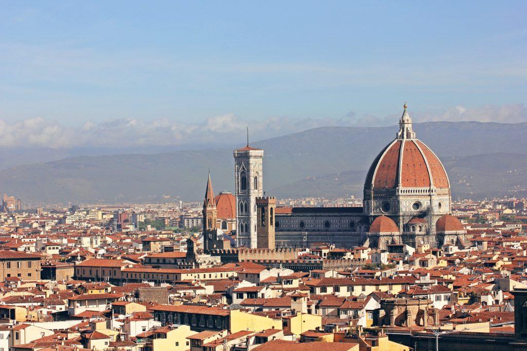locuri din europa, Florenta