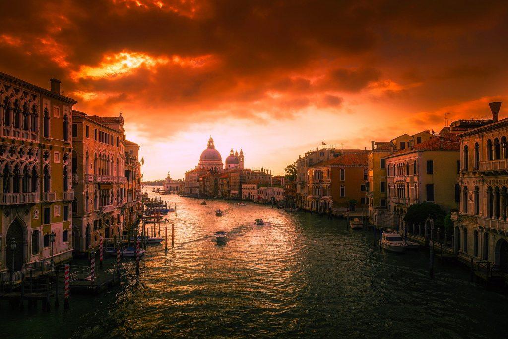 locuri din europa, Venetia