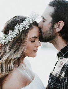monogamia, cuplu la nunta, fericiti