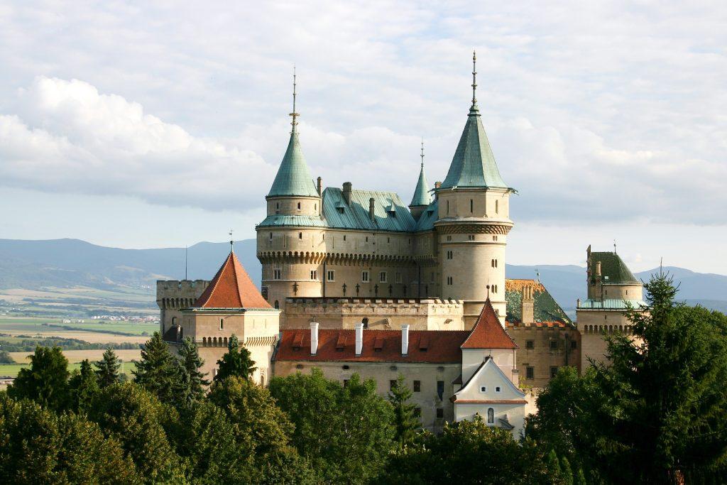 Castelul BOJNICE