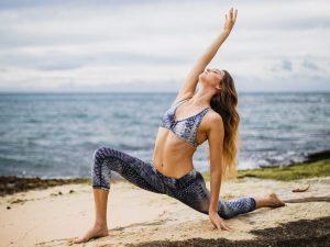 yoga, miscare, mare