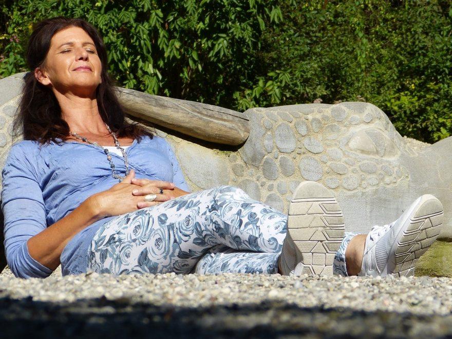 femeie la menopauza