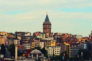 istanbul, Turcia, vedere panoramica