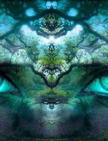 previziuni octombrie, horoscop octombrie, fantezie, imagine fantastica, ochi verzi