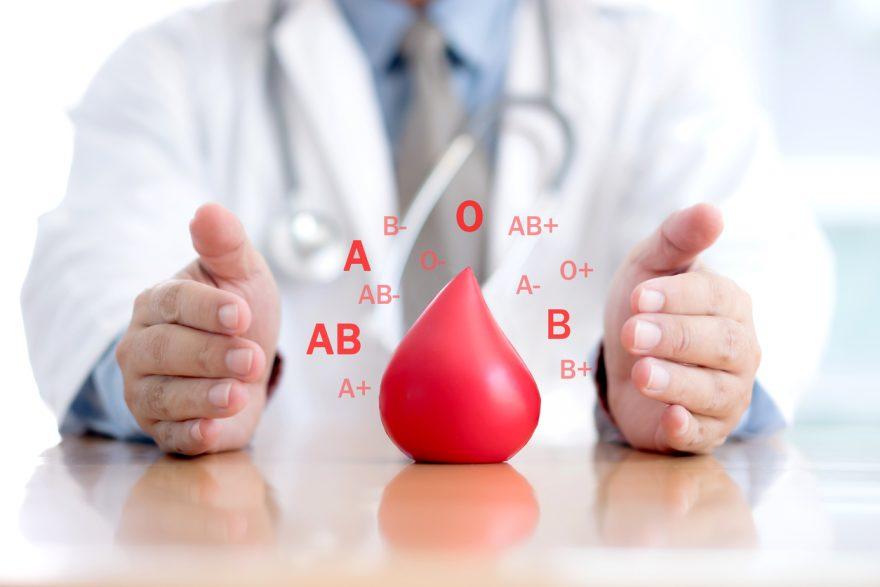 grupa de sange, medic, sange