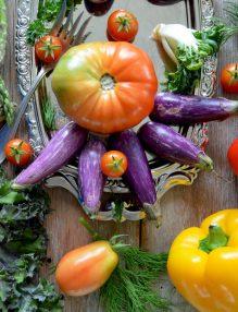 inghetarea legumelor proaspete, legume, legume praospete, rosii, vinete, ardei